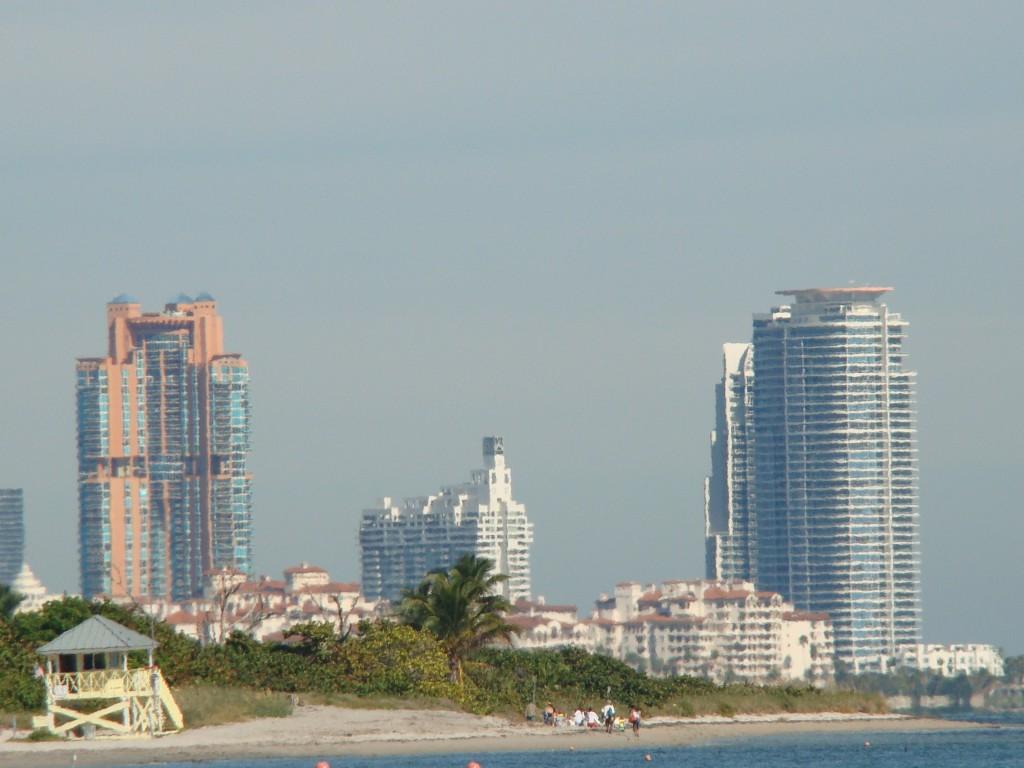 Skyline von Miami