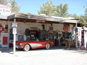 Hackberry General Store, Route 66, auf dem Weg zur Stagecoach Trails Guest Ranch
