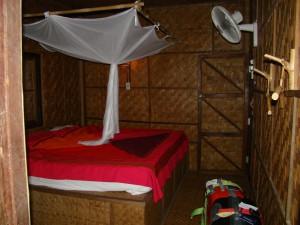 Lisu Lodge, Zimmer