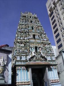 Tempel in Kuala Lumpur