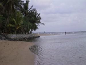 Strand von Beruwela