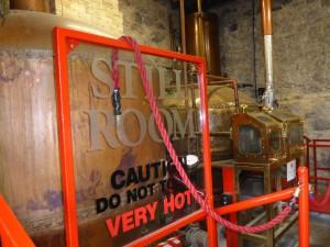 Kilbeggan Destillary