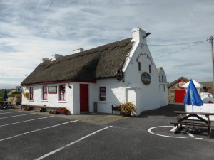 Pub in Irland mit gutem Whiskey