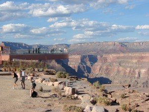 Skywalk, Grand Canyon, West Rim