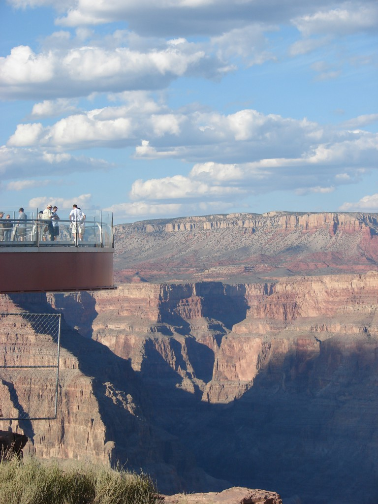Skywalk, Grand Canyon West Rim