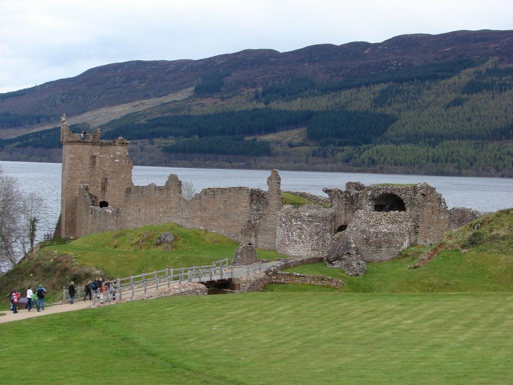 Urquhart Castle, Schottland