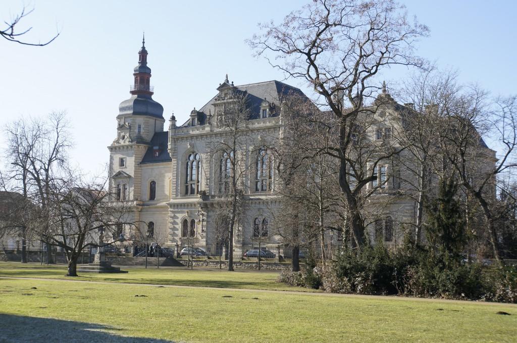 Ständehaus Merseburg