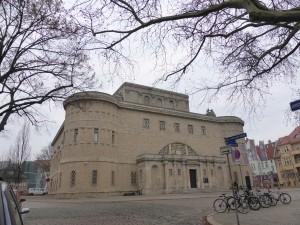 Landesmuseum für Vorgeschichte in Halle