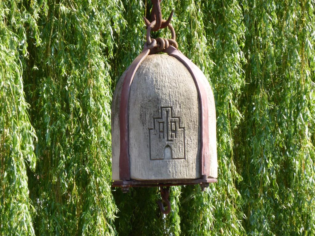 Gewicht am Alten Kran in Lüneburg