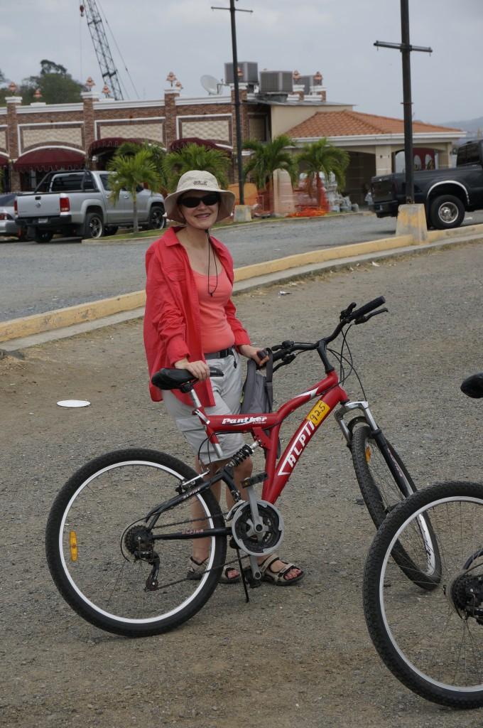 noch vor der Tour über den Amador Causeway zur Isla Naos