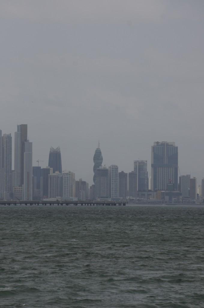 Skyline von Panama City