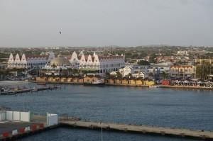 auf Wiedersehen Oranjestad