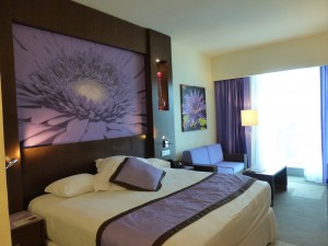 a room in, (Zimmer im) RIU Plaza Panama