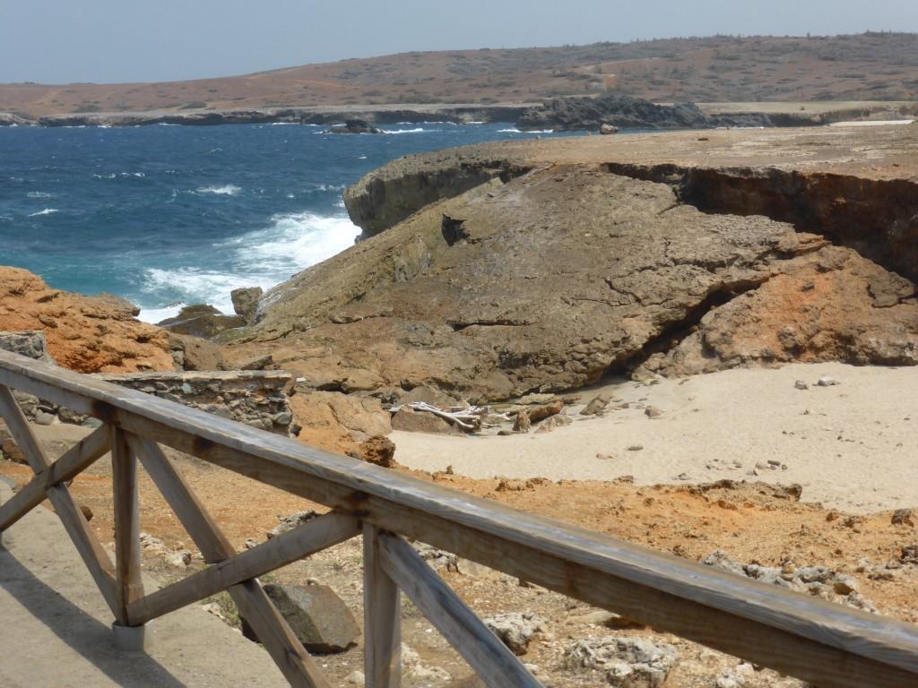 eingestürzte Natural Bridge, Aruba