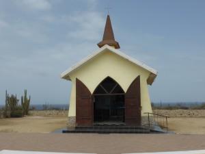 Alto Vista Kapel, Aruba