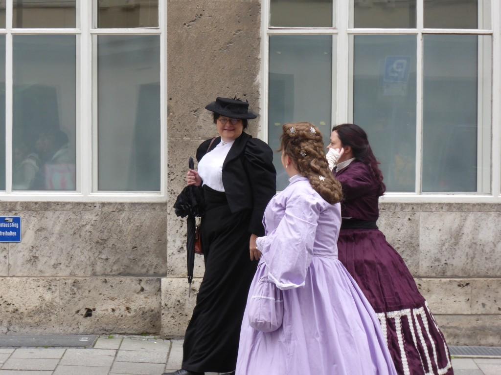 Damen in München