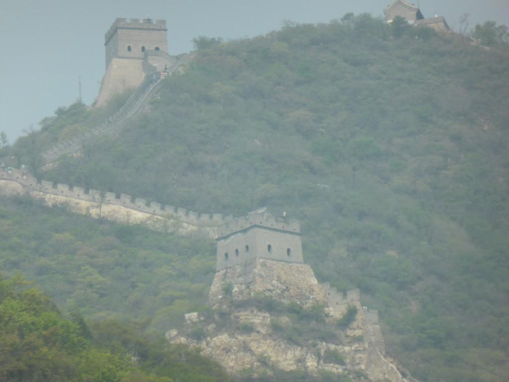 Chinesische Mauer / Chinese Wall