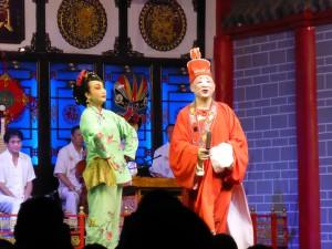 Chinesische Oper / Chinese Opera