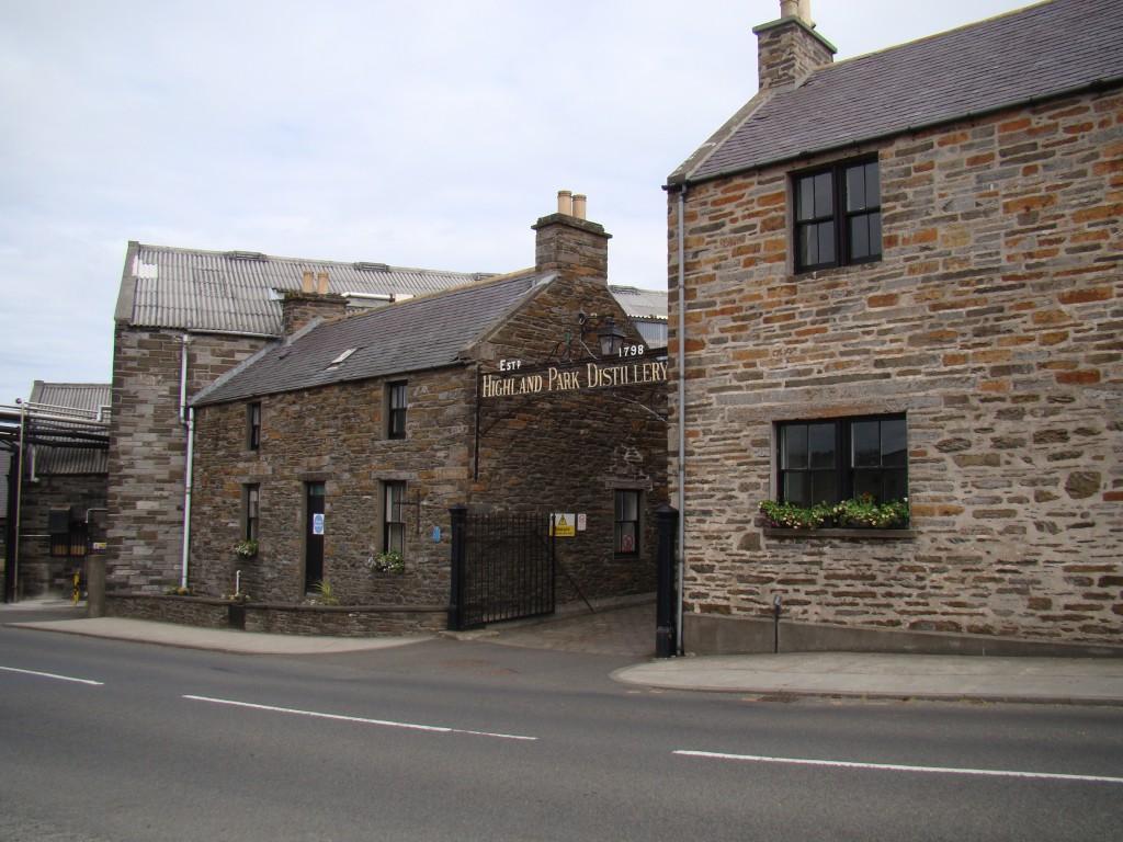 Highland Park Destillery