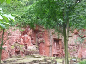 Near Cloister of Fuhu