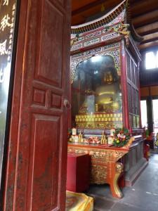 Buddha in Wanniansi