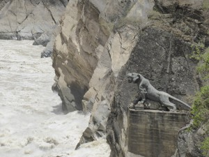 Tigersprungschlucht / Tiger Leaping Gorge