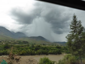 unterwegs in Yunnan, on the road in Yunnan