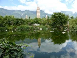 3 Pagoden von Dali, 3 Pagodas of Dali