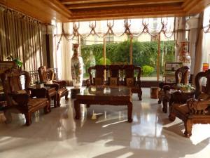 Lobby Yun Ti Hotel