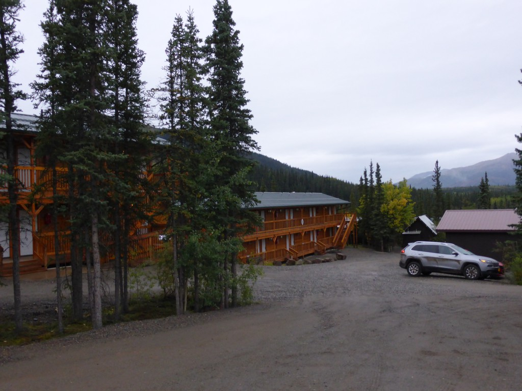 Grizzly Bear Lodge