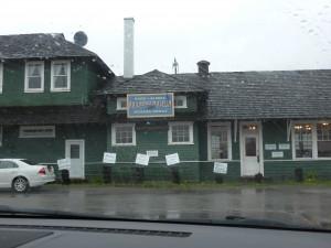 Railway Museum Nenana