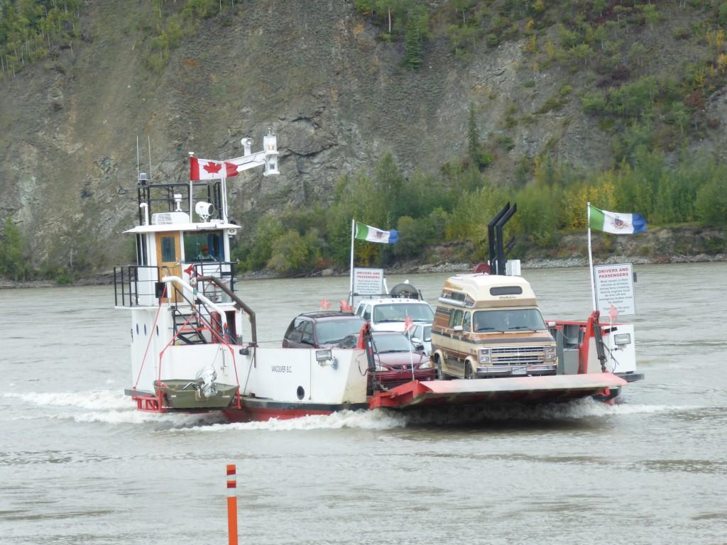 Yukon Ferry
