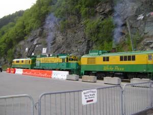 Whitepass Railway