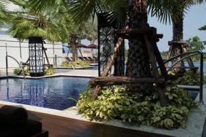 Pool Le Méridien Suvarnabhumi