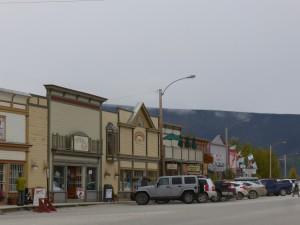 Dawson, Klondike Highway