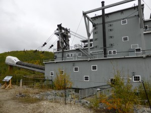 Dredge No 4, Dawson