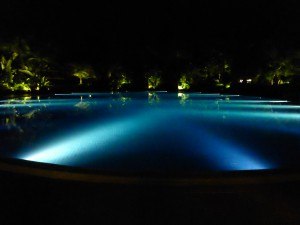 Pool at the Santiburi