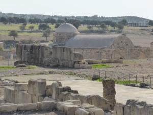 Bycantine church