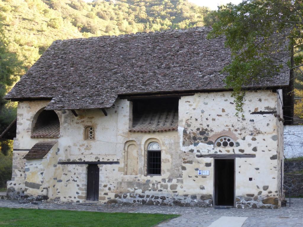 Kirche Agios Nikolaos tis Stegis