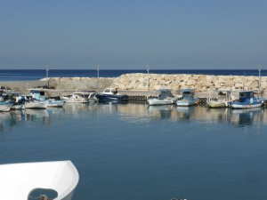 Harbour of Latchi