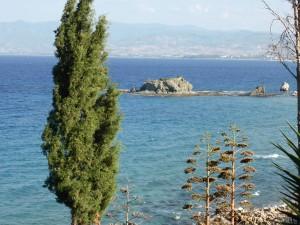 View at the bay of Polis