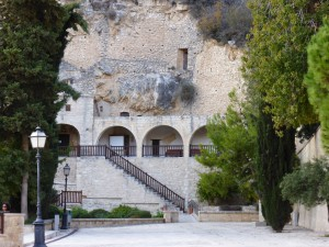 Saint Neophytos hermitage