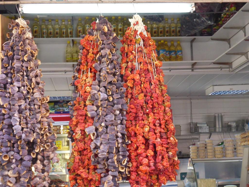 Mandeln in angedicktem Fruchtsaft, zypriotische Spezialität