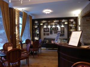 """Lobbybar """"von Stackelberg"""" Hotel"""