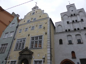 the oldest houses in Riga