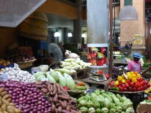 market hall, Port Louis