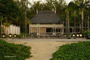 at St. Regis Mauritius