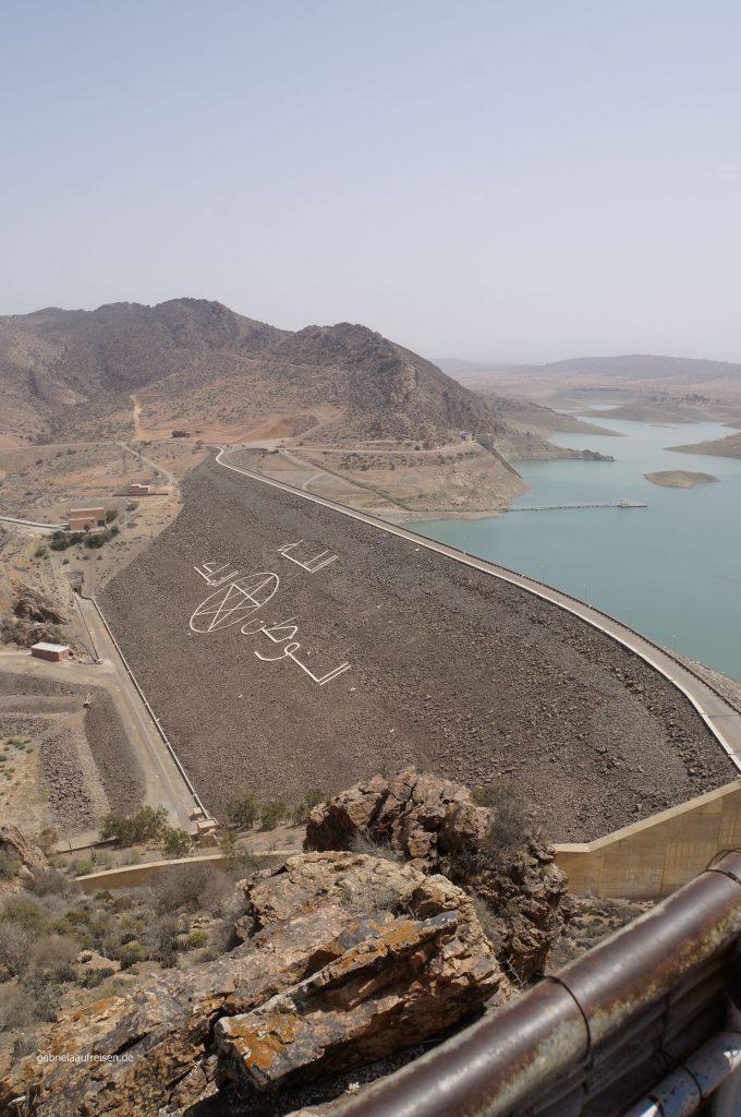 Staudamm Youssef ibn Tachfin