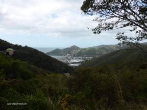 View over Tortola