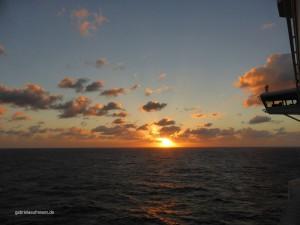 Bye, bye Tortola!